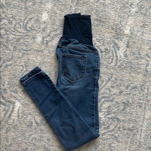 Jessica Simpson Maternity Jeans size small